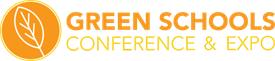 Green Schools Conference & Expo logo.