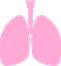 A pink lung.