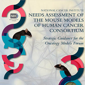 National Cancer Institute needs assessment of the mouse models of human cancer consortium