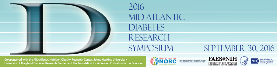 2016 Mid-Atlantic Diabetes Research Symposium